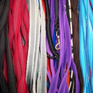 Fleece Dog Leads