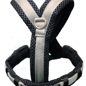 Splashy dog water resistant harnesses