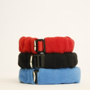 Fleece Dog Collars